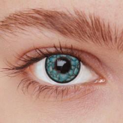 Blå kontaktlinser LD2BL
