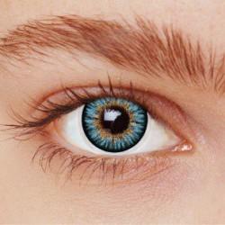 Blå kontaktlinser 3SK