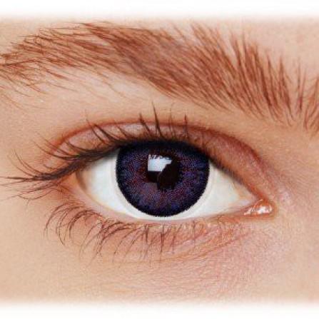 Blå kontaktlinser PC2BL