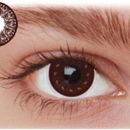 Brune kontaktlinser 1CH