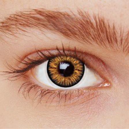 Brune kontaktlinser PA3HA