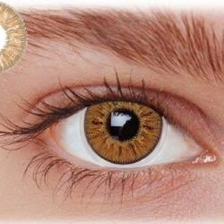 Brune kontaktlinser 3BR