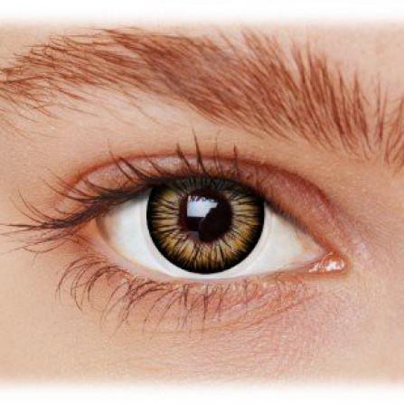 Brune kontaktlinser 2BR