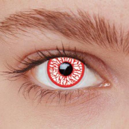 Crazy kontaktlinser BLOOD SHOT