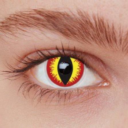 Crazy kontaktlinser DEVIL