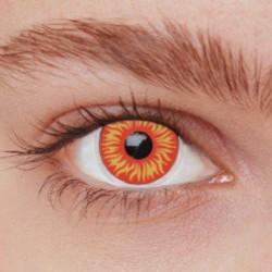 Crazy kontaktlinser FIRE