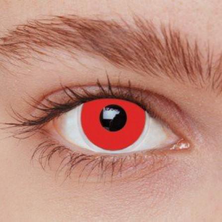 Crazy kontaktlinser RED OUT