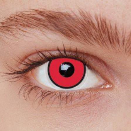 Crazy kontaktlinser RED MANSON