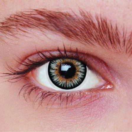 Grå kontaktlinser PA3GR