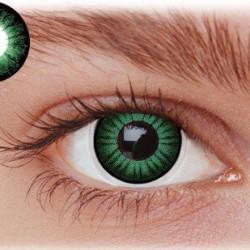Grønne kontaktlinser OC2GN
