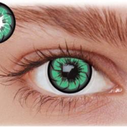 Grønne kontaktlinser OE2GN