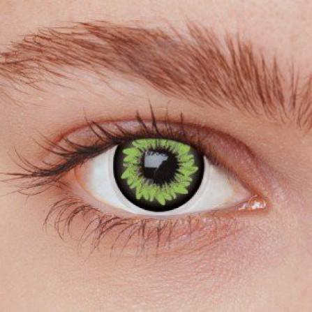 Grønne kontaktlinser OU2GN