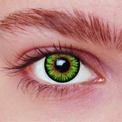 Grønne kontaktlinser PA3GN