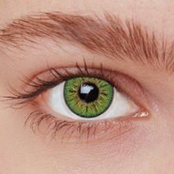 Grønne kontaktlinser PS3GN