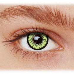 Grønne kontaktlinser PR2GN