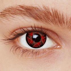 Røde kontaktlinser OM2WI