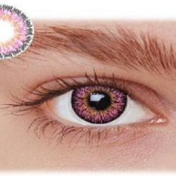 Røde kontaktlinser PI3RE