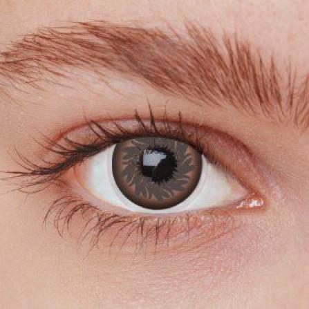 Sorte kontaktlinser OU2SO