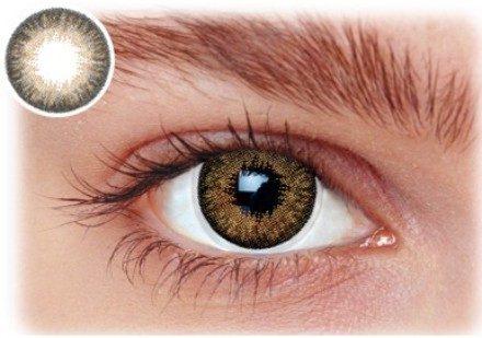 Image of   Brune kontaktlinser PC2BR