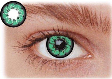 Image of   Grønne kontaktlinser OE2GN