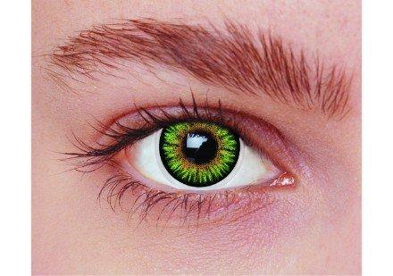 Image of   Grønne kontaktlinser PA3GN