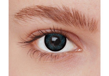 Image of   Blå kontaktlinser LW2BL