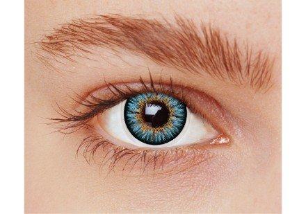 Image of   Blå kontaktlinser PA3SK