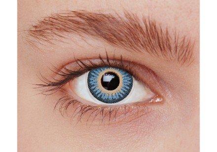 Image of   Blå kontaktlinser PG3BL