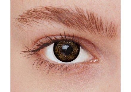 Image of   Brune kontaktlinser LW2BR