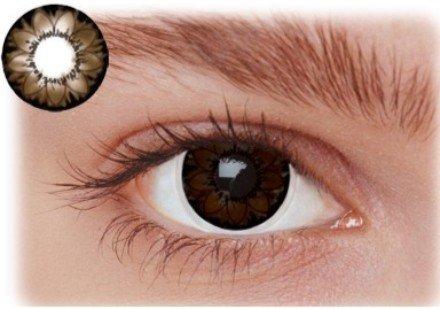 Image of   Brune kontaktlinser OR2BR