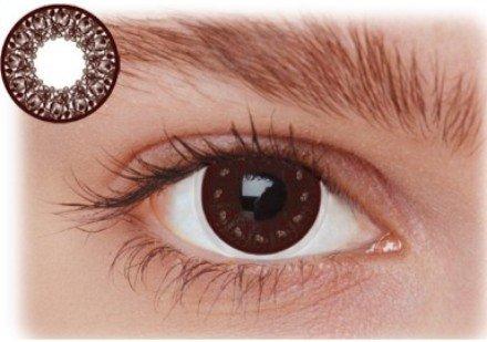 Image of   Brune kontaktlinser OS1CH