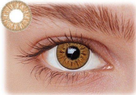 Image of   Brune kontaktlinser PS3BR