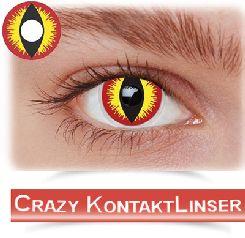 Sjove kontaktlinser