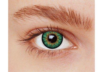 Image of   Grønne kontaktlinser PA3TU