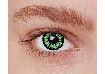 Image of   Grønne kontaktlinser PH2GN