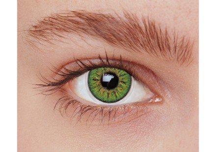 Image of   Grønne kontaktlinser PS3GN