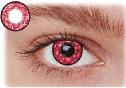 Image of   Røde kontaktlinser LD2WI