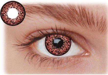 Image of   Røde kontaktlinser LF2WI