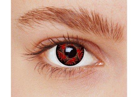 Image of   Røde kontaktlinser OM2WI
