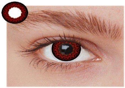 Image of   Røde kontaktlinser OT2WI